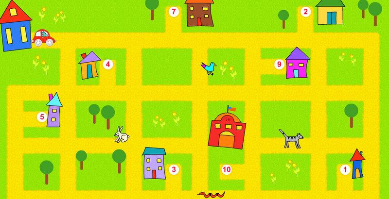 Kids Learning Game- Kindergarten Readiness